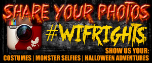 Share your Wisconsin haunted house and Halloween adventures on Instagram