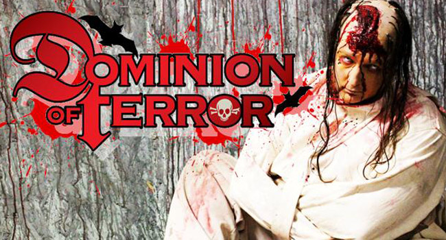 Dominion of Terror haunted house in Sheboygan, WI