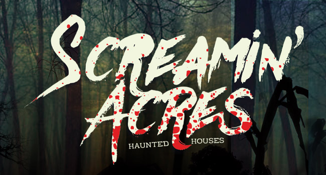Screamin' Acres haunted house