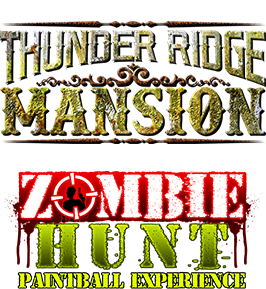 Thunder Ridge Mansion and Zombie Paintball Hunt at Chamber of Horrors haunted house in Fall River, WI