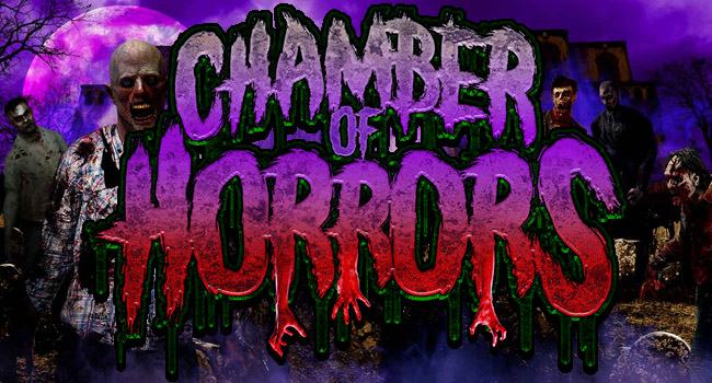 Chamber of Horrors haunted house in Fall River