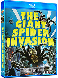 Buy The Giant Spider Invasion on Blu-Ray