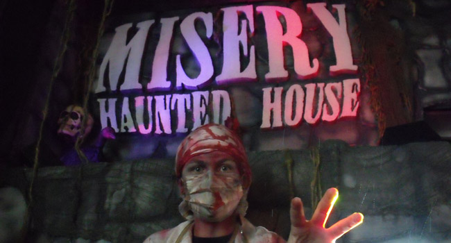 Misery Haunted House in Berlin, WI