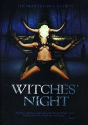 Buy Witches' Night on DVD