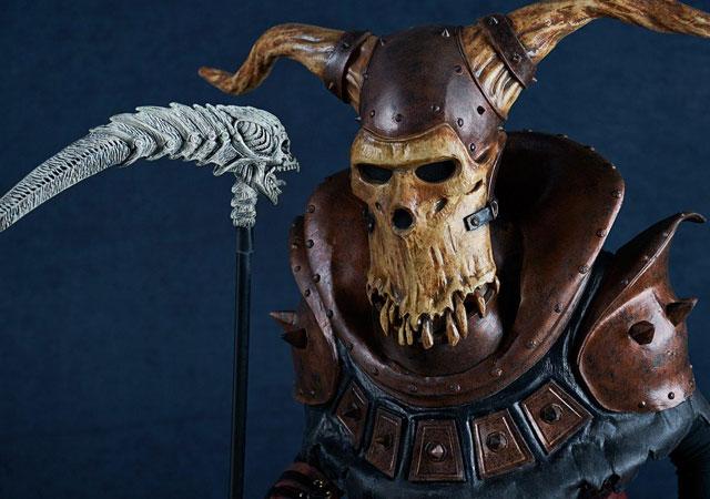 Demon knight halloween costume