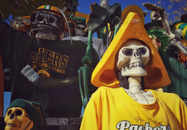 Wisconsin undead cheesehead
