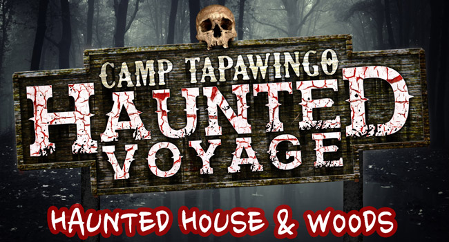 Camp Tapawingo Haunted Voyage in Mishicot, WI