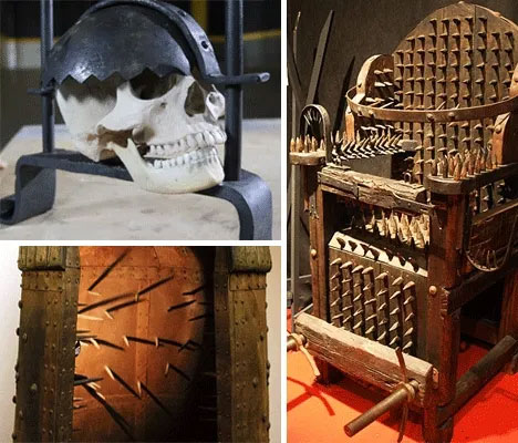 Museum of Historic Torture Devices in Wisconsin Dells