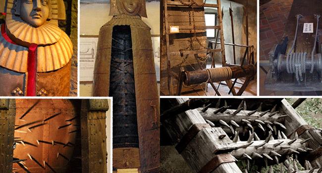Torture museum in Wisconsin Dells