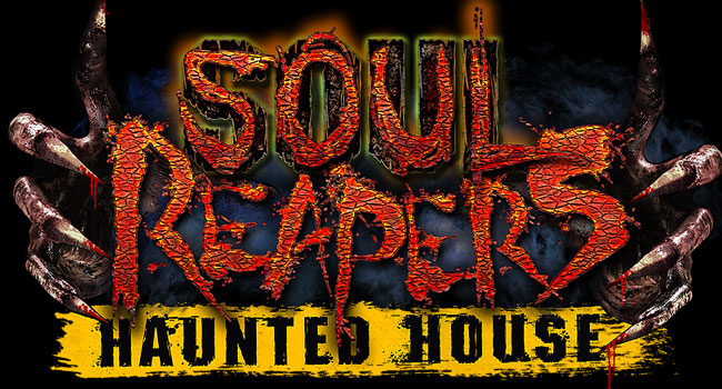 Soul Reapers haunted house at the Kenosha county fairgrounds