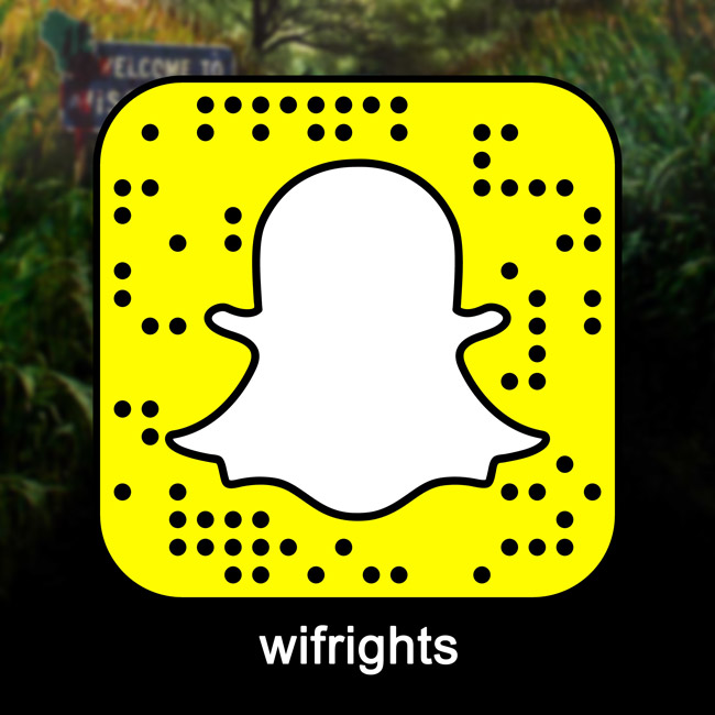 Add Wisconsin Frights on Snapchat