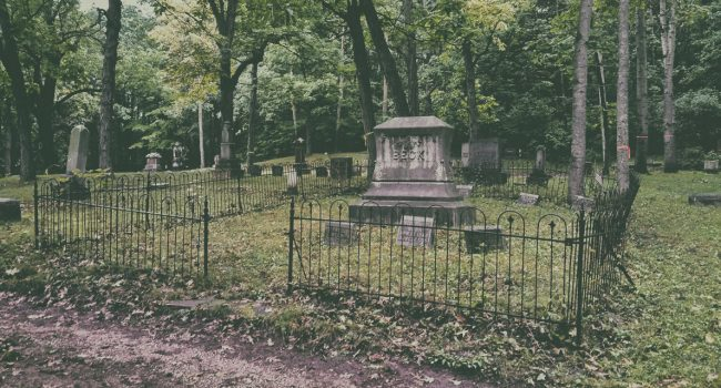 Wisconsin's Most Haunted: Glenbeulah Cemetery - Haunted Places in Wisconsin