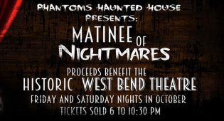 Phantoms Haunted House