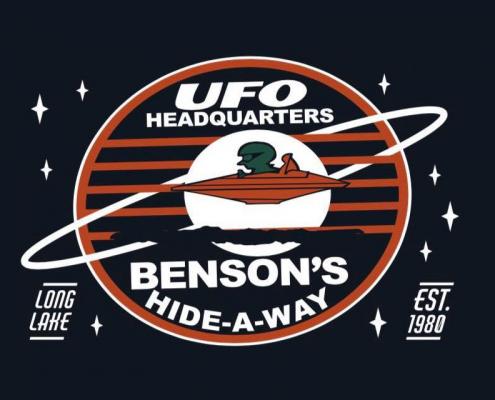 UFO Daze at Benson's
