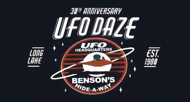 UFO Daze 2018 at Benson's Hide-a-Way