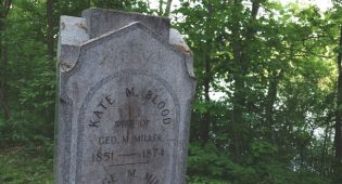 Wisconsin's Most Haunted: The Grave of Kate Blood