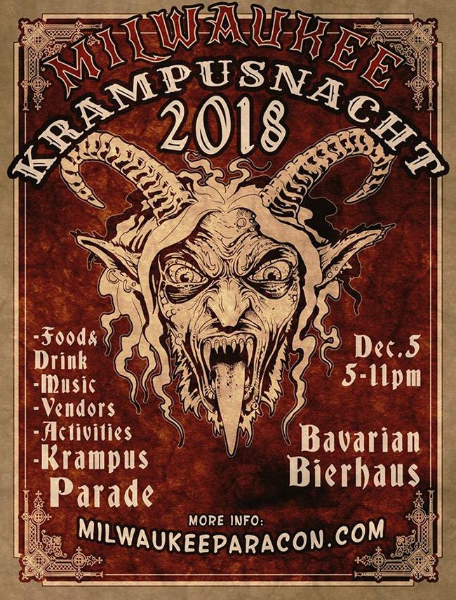 Milwaukee Krampusnacht 2018