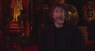 Neil Gaiman Announces Season 2 of American Gods from the House on the Rock
