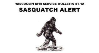 U.S. Forest Service Addresses Sasquatch Warning Signs