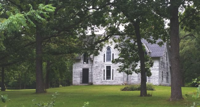 Witherell House - Haunted Places in Wisconsin