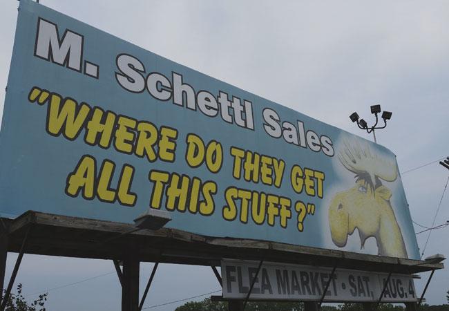 M. Schettl Sales in Oshkosh
