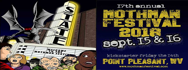 Mothman Festival 2018