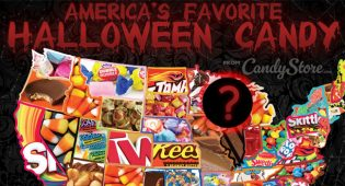 Wisconsin's Favorite Halloween Candy Revealed