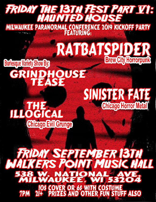 Friday the 13th Fest