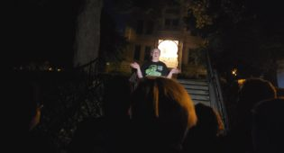 Spooky Happenings on the Downtown West Bend Ghost Walk
