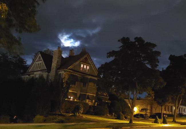 Down West Bend ghost walk