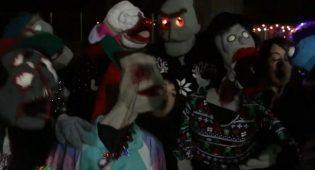 Watch Zombie Puppets Sing Christmas Carols at Milwaukee Krampusnacht