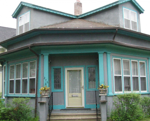 Octagon House is one of the most haunted places in Fond du Lac, WI