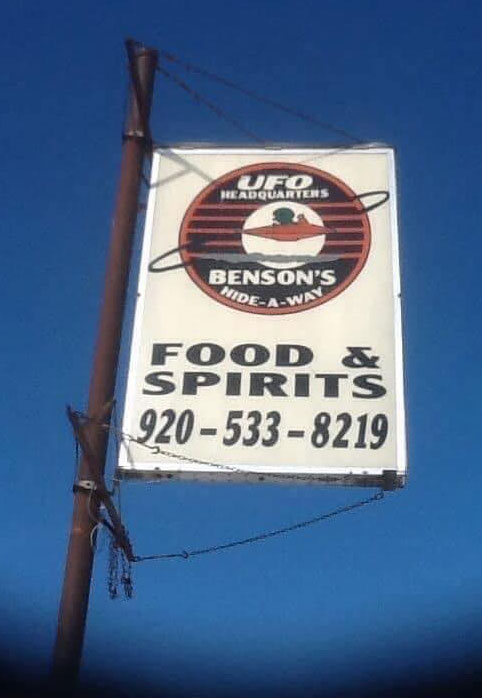 UFO Daze Bensons