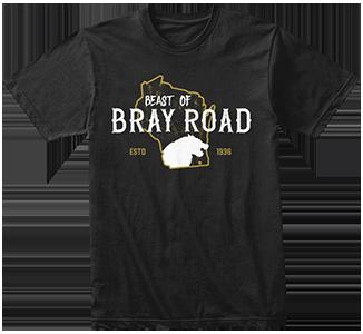 Beast of Bray Road t-shirt