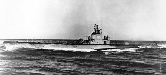 USS Cobia WWII submarine
