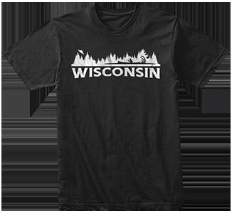 Weird Wisconsin t-shirt