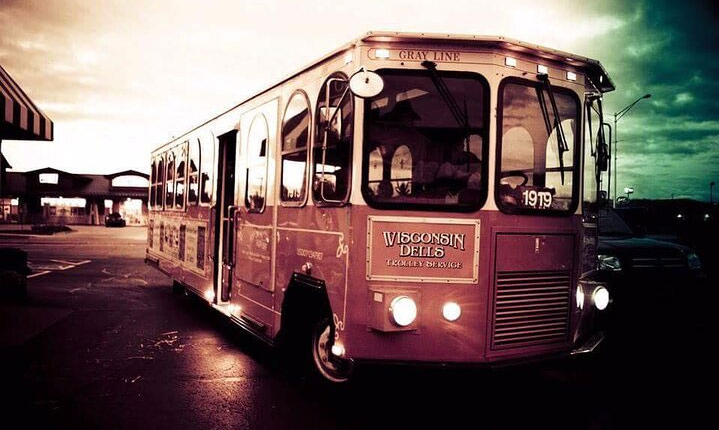 Wisconsin Dells Haunted Trolley Tour