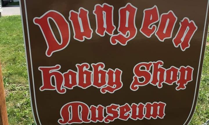 The Dungeon Hobby Shop Museum