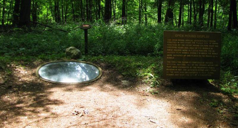 Sheboygan Indian Mound Park