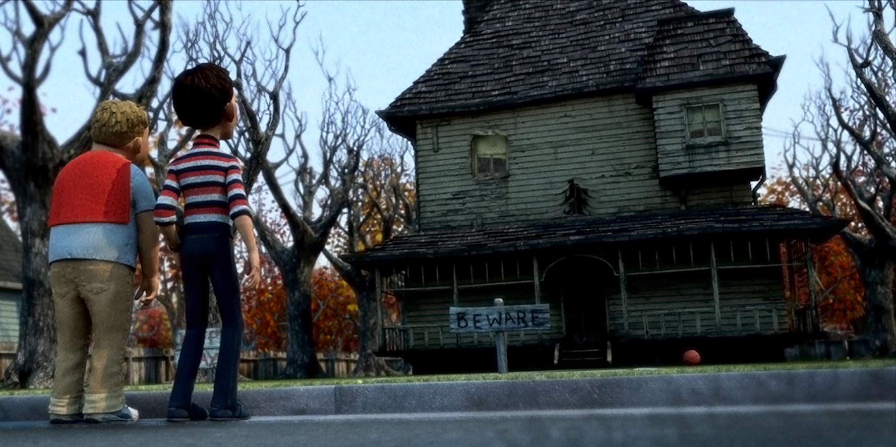 Monster House was written by Wisconsin natives Rob Schrab and Dan Harmon