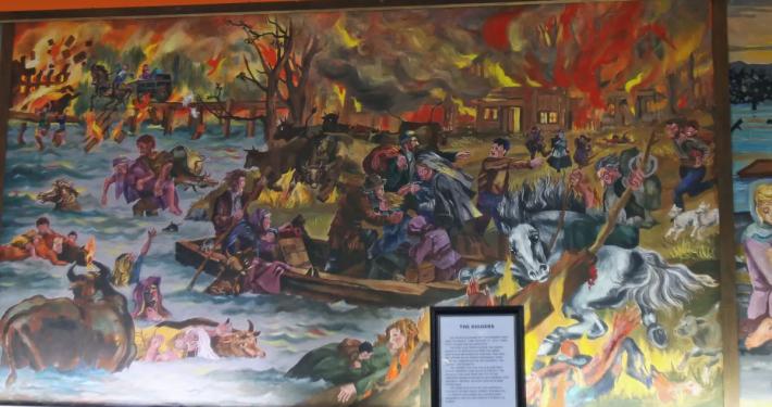 Peshtigo Fire Museum