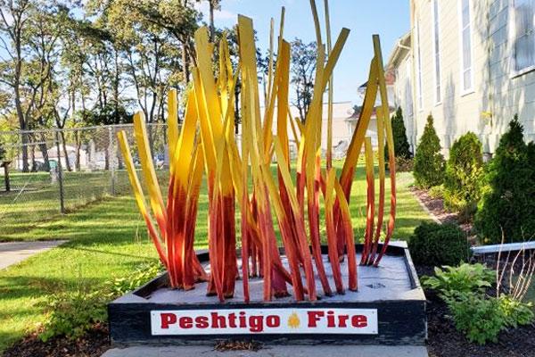 Peshtigo Fire